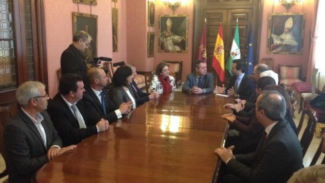 """""""Embaixada do Alentejo"""" continua promoção do FTSS em Sevilha"""