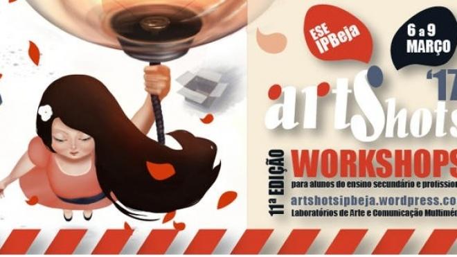 ArtShots 2017-Laboratórios de Arte e Comunicação Multimédia