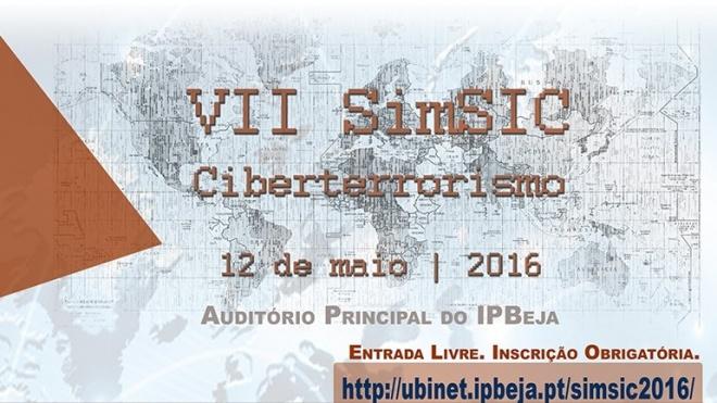 VII SimSIC é sobre Ciberterrorismo