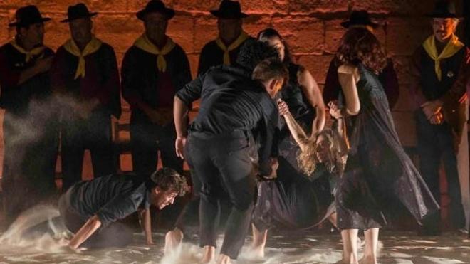 Companhia de Dança Contemporânea de Évora com espectáculo em Castro Verde