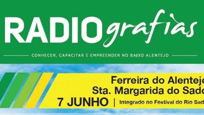 """Ferreira do Alentejo recebe conferência """"Radiografias"""""""