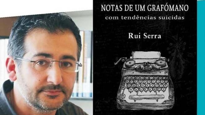 Rui Serra apresenta livro em Beja