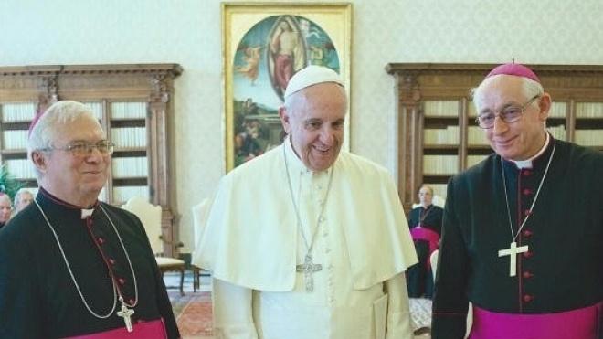 Papa Francisco aceitou pedido de renúncia de D.António Vitalino Dantas