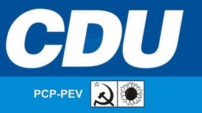 CDU apresenta hoje cabeça de lista a Ourique