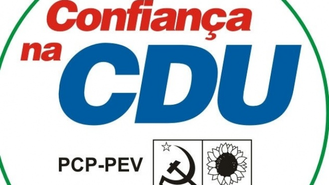 CDU apresenta candidatos União das Freguesias de Panóias e Conceição