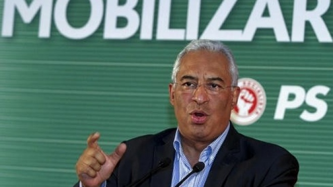 António Costa em Beja