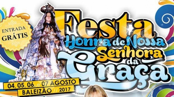 Festas em honra de Nossa Senhora da Graça em Baleizão