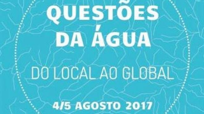 """Alvito recebe conferência sobre """"Questões da Água"""""""