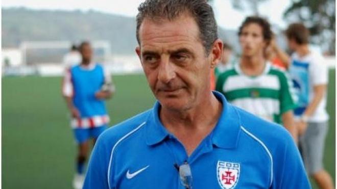 Francisco  Agatão no Mineiro Aljustrelense