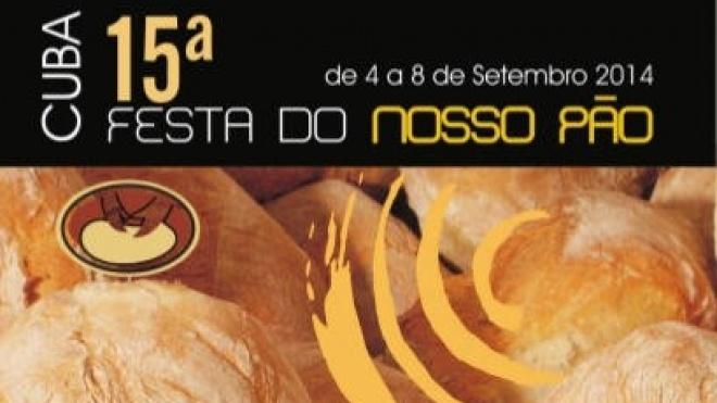 Feira de Cuba dá grande destaque ao Pão!