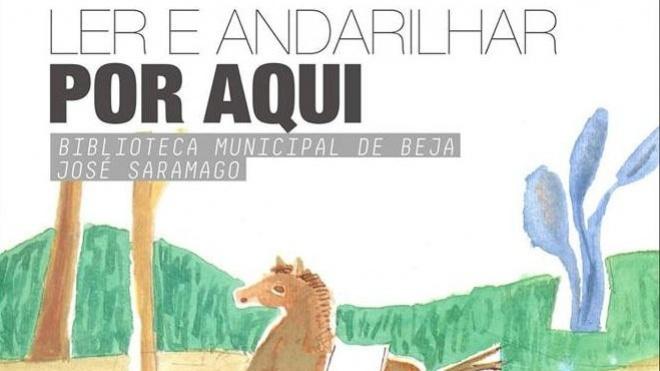 """Biblioteca de Beja propõe """"Leituras pela Fresca"""""""