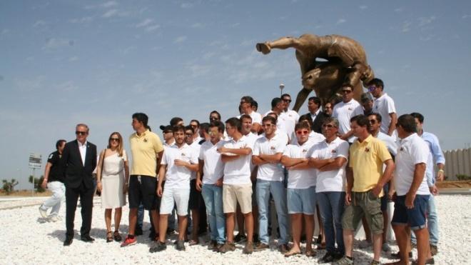 Cuba inaugurou Monumento ao Forcado