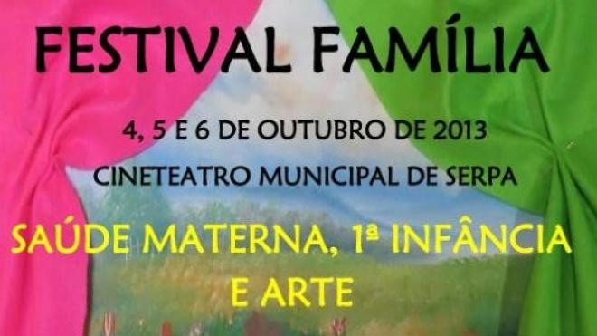 "Serpa recebe ""Festival Família"""