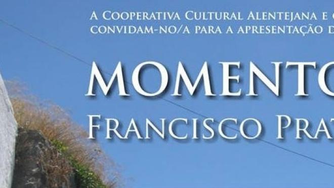 """Francisco Pratas apresenta """"Momentos"""""""