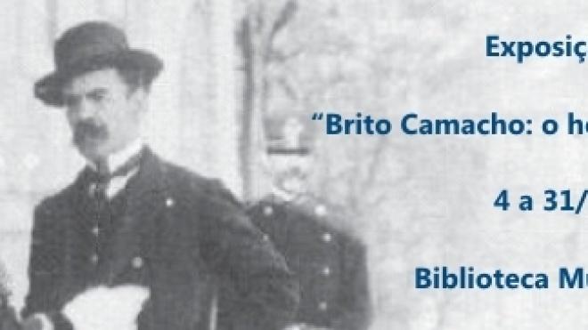Exposição sobre Brito Camacho em Aljustrel