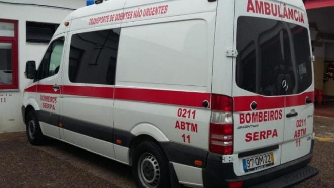 Autarquia de Serpa apoia compra de nova ambulância