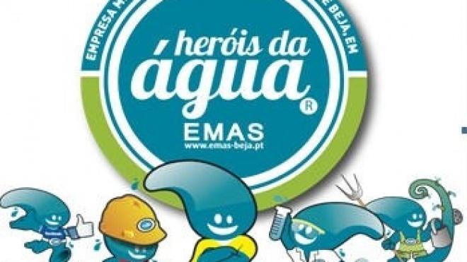 Heróis da Água de regresso às escolas
