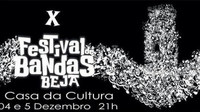 X Festival de Bandas de Beja até sábado