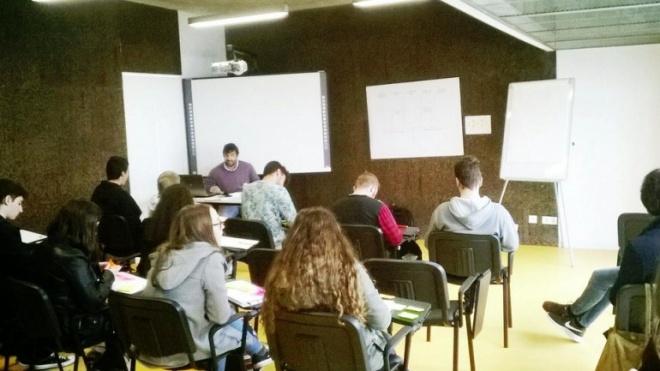 IN CASTRO com sessão sobre empreendedorismo