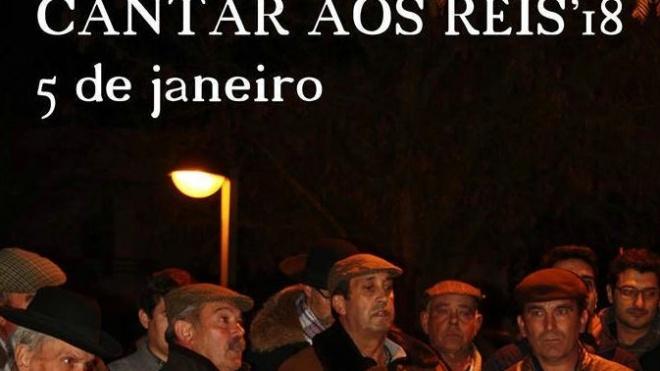 Em Serpa canta-se hoje aos reis pelas ruas da cidade
