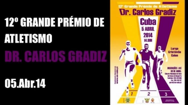 12º Grande Prémio de Atletismo Dr. Carlos Gradiz
