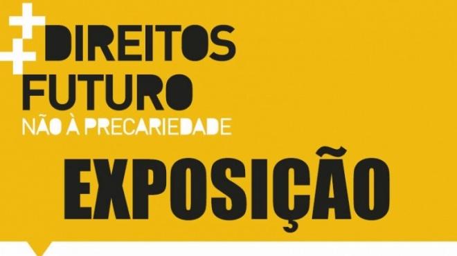 PCP apresenta em Beja exposição contra a precariedade