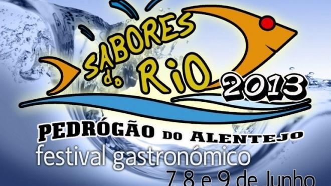 Sabores do Rio este fim-de-semana em Pedrogão do Alentejo