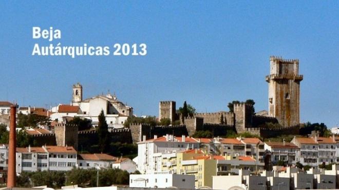 Autárquicas 2013: Beja