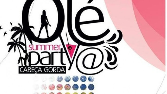 Olé Summer Party 2014 com Los Cuatro Vientos
