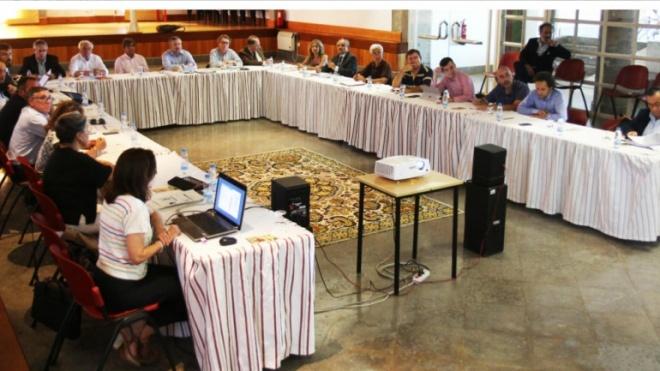 Castro Verde recebeu reunião sobre escassez de água