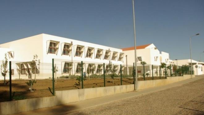 Escola de Cuba com obras de beneficiação