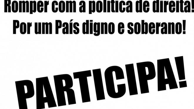 PCP com Tribuna Pública em Beja