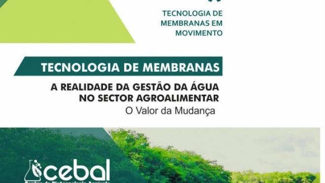 CEBAL promove seminário sobre a gestão da água no sector agro-alimentar