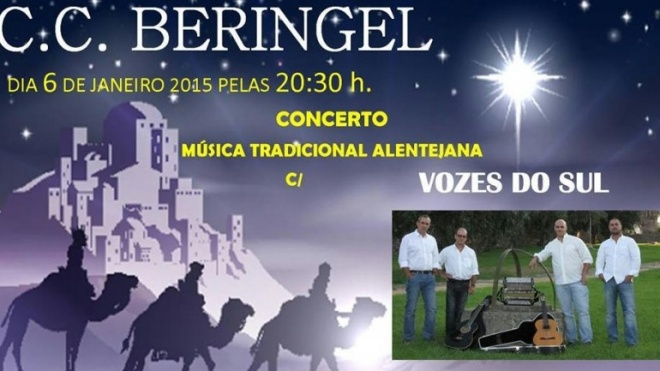 Concerto Reis em Beringel