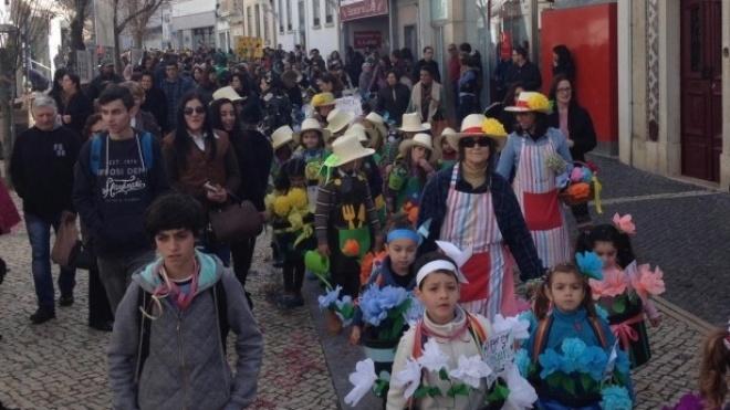 CANCELADO desfile de Carnaval das Escolas em Beja