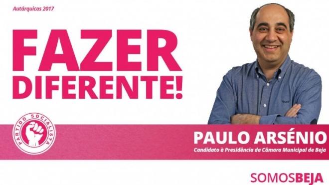 PS/Somos Beja apresenta Programa Eleitoral da Candidatura