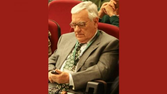 Lopes Baptista distinguido pelo ministro da Ciência