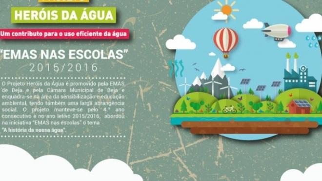 """Educação ambiental é """"aposta"""" da EMAS de Beja"""