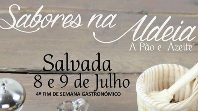 "Último dia de ""Sabores na Aldeia"""