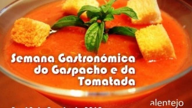 Último dia da Semana Gastronómica do Gaspacho e da Tomatada