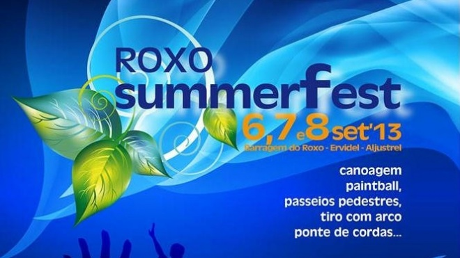 Summer Fest no Roxo e fado em Santana da Serra