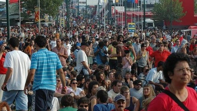 O Alentejo e a música do mundo na Festa do Avante!