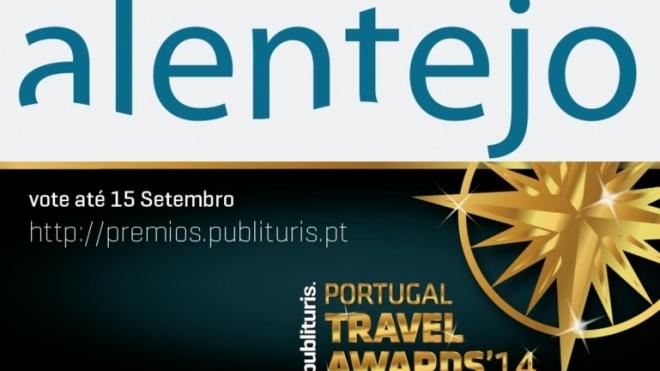 Alentejo nomeado para Melhor Região de Turismo Nacional