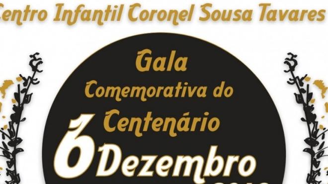 Centenário do Centro Infantil Coronel Sousa Tavares