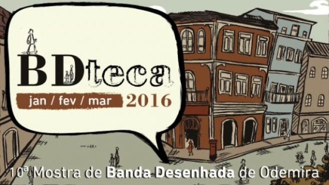 10ª Mostra de BD de Odemira para ver até março