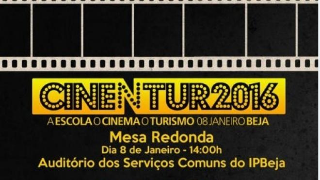"""""""CineTur Beja 2016: A Escola, o Cinema e o Turismo"""","""