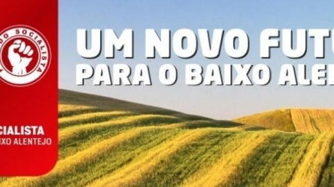 PS do Baixo Alentejo reúne-se com militantes e simpatizantes