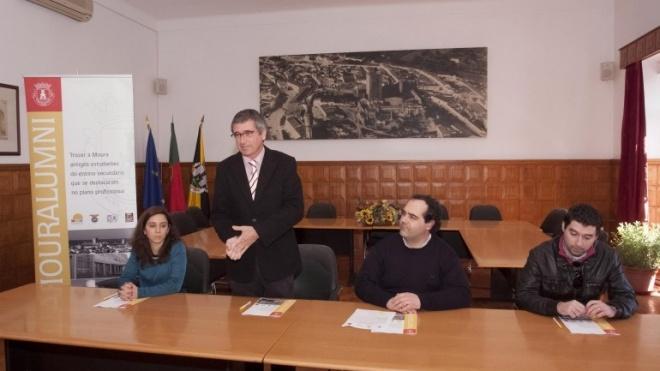 Moura promove regresso de antigos alunos