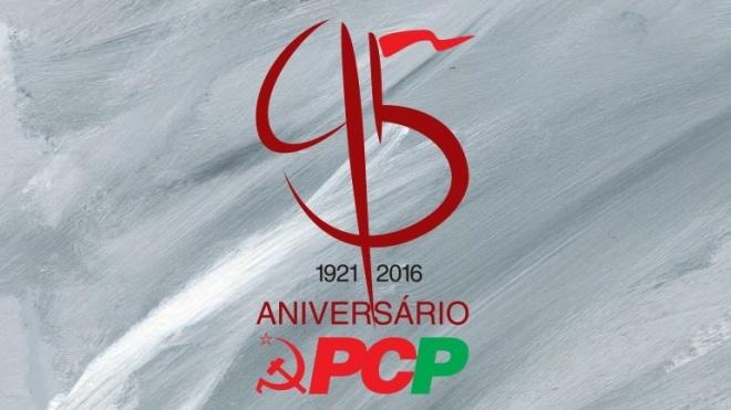 Almoço 95 anos PCP em Penedo Gordo
