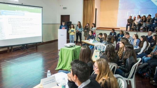 Jovens de Odemira promovem a igualdade de género